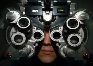 A tool in optometry