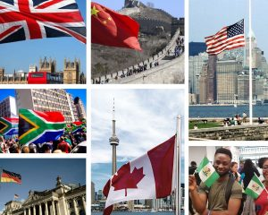 Top 6 destination for Nigerian students