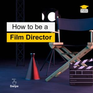 How to be a Film Director