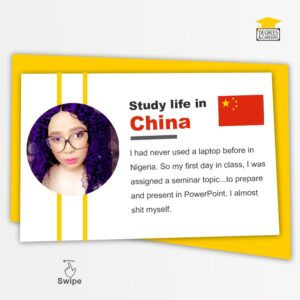 Study life in china