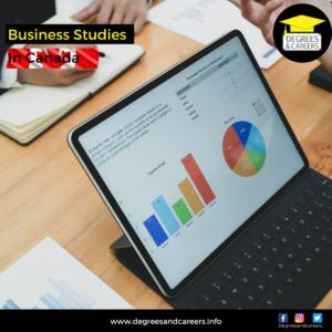 Business Studies in Canada