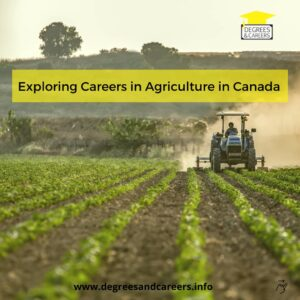Agriculture in Canada