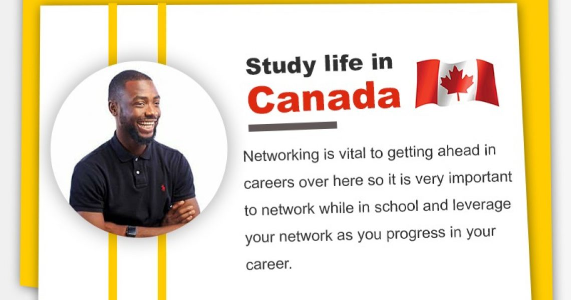 study life in Canada