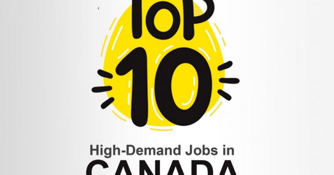Canada in demand jobs